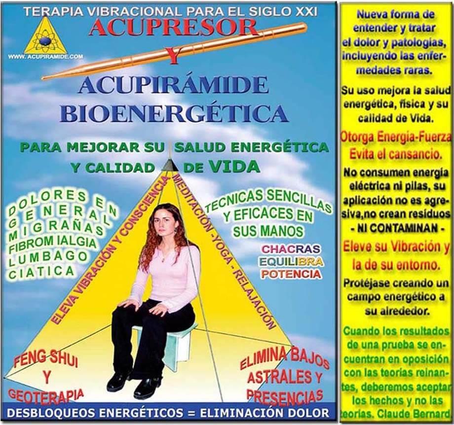 Acupirámide, pirámide bioenergética, pirámide energética, pirámide terapéutica, energía piramidal, energía de las pirámides, radiestesia, energías sutiles, relajación, relax, relajamiento, relaxing, sleep, dormir